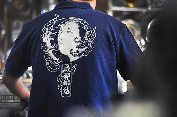 IZANAMI x OT Collaboration Limited Polo Shirt