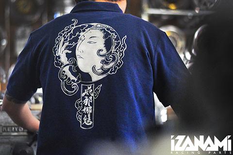 IZANAMIxOT ポロシャツ